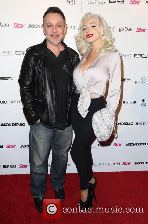 Doug Hutchison and Courtney Stodden 6