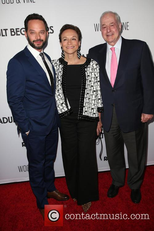 Nick Kroll and Family 5