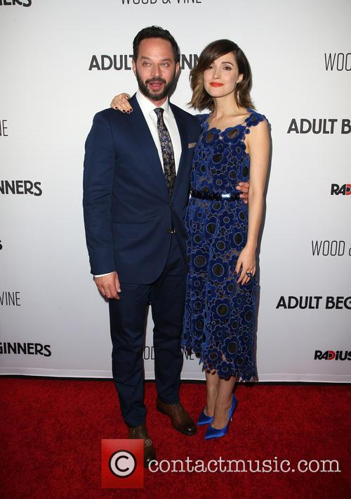 Nick Kroll and Rose Byrne 8