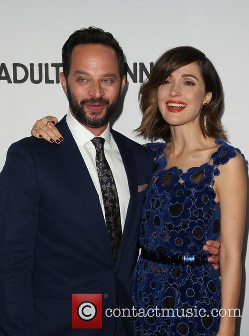 Nick Kroll and Rose Byrne 11