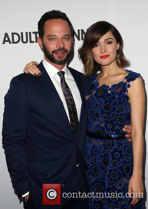 Nick Kroll and Rose Byrne 1