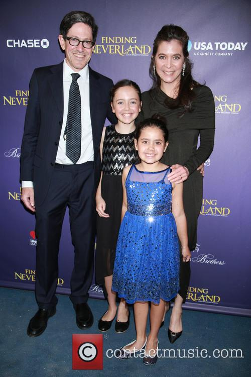 Randy Weiner, Diane Paulus, Daughters and Neverland 6