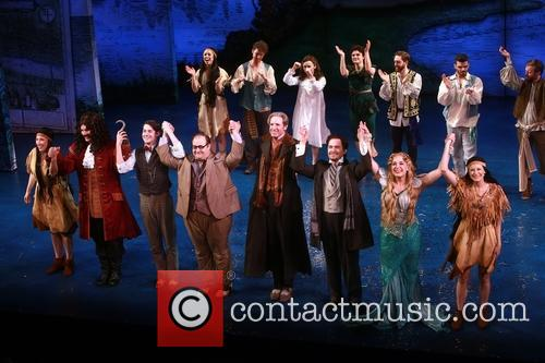 Finding Neverland Opening Curtain Call