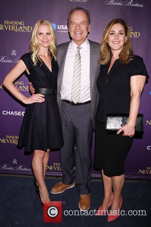 Kayte Walsh, Kelsey Grammer and Peri Gilpin 2