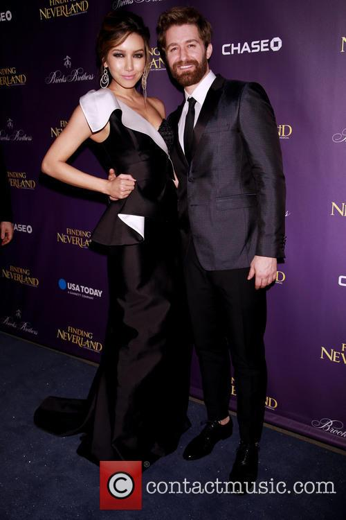 Renee Puente and Matthew Morrison 1
