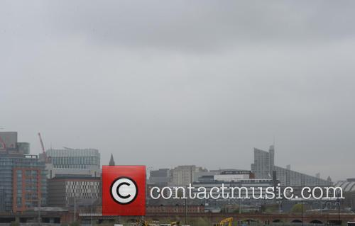 Raining Manchester and Atmosphere 2