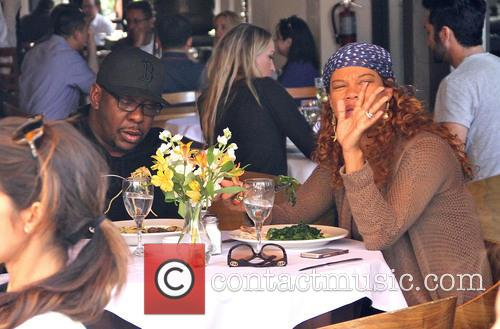 Bobby Brown and Alicia Etheredge 2