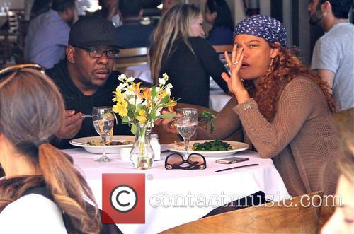 Bobby Brown and Alicia Etheredge 7