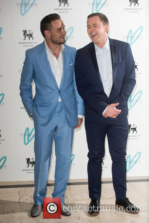 Liam Payne and Scott Mills 11