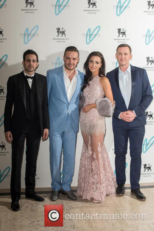 Liam Payne, Scott Mills, Dynamo and Sophia Smith