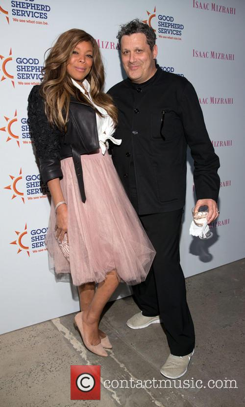 Wendy Williams and Isaac Mizrahi 2