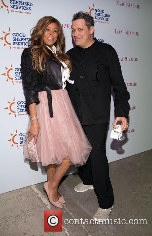 Wendy Williams and Isaac Mizrahi 1