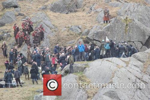 King Arthur and Location Shots 2