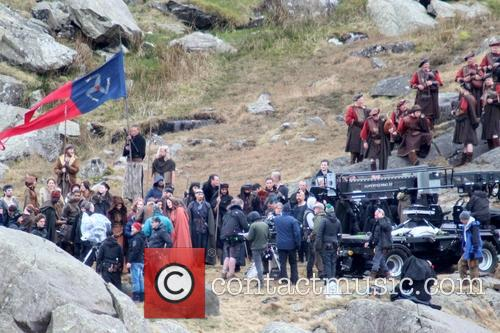 King Arthur and Location Shots 3