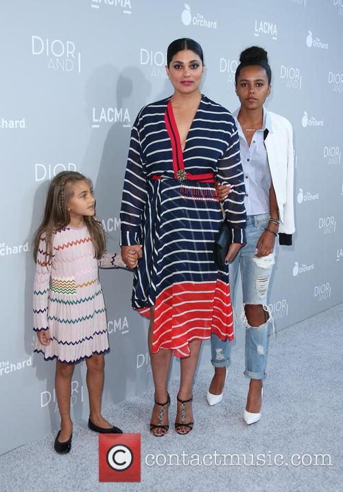 Ava Dash, Rachel Roy and Tallulah Ruth Dash 2