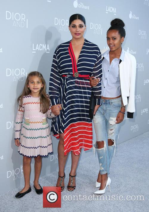 Ava Dash, Rachel Roy and Tallulah Ruth Dash 1