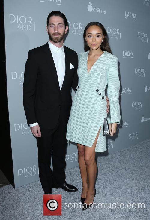 Iddo Goldberg and Ashley Madekwe 2