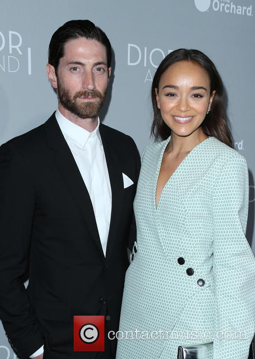 Iddo Goldberg and Ashley Madekwe 1