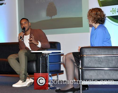Reggie Yates attends the 'Who Do You Think...