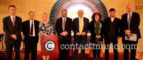 Atmosphere, The Rt Hon Chris Grayling, Sheila Carlson, Stephen Gee, Robert Leach, Susan Mcgrath, Lionel Blackman and Gareth Harfoot 1