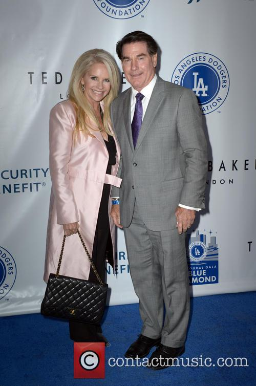 Candace Garvey and Steve Garvey 2