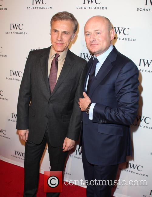 Christopher Waltz and George Kern 2