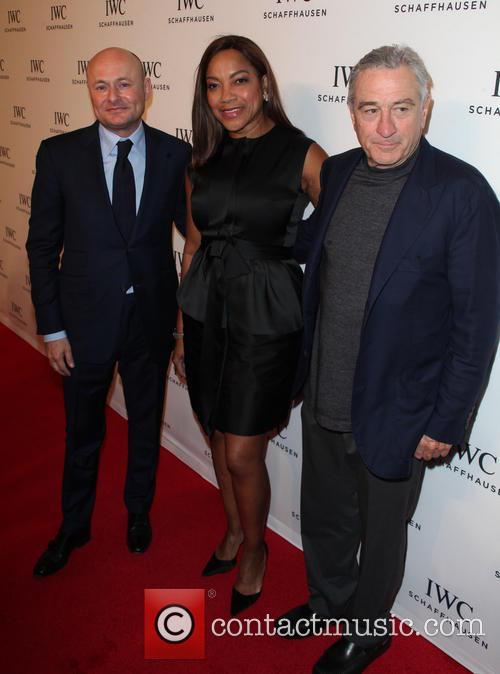 George Kern, Grace Hightower and Robert De Niro 5