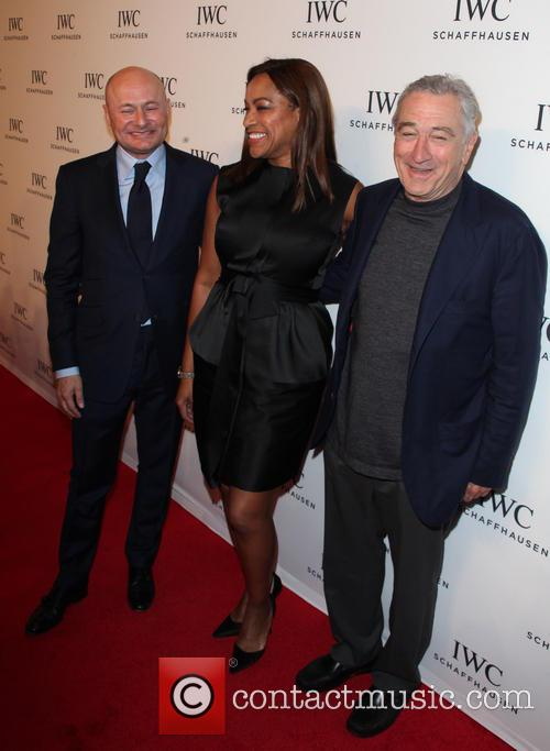 George Kern, Grace Hightower and Robert De Niro 1