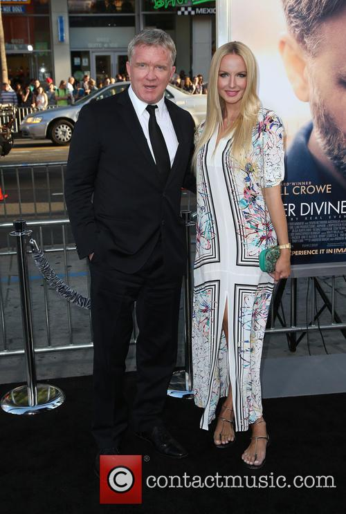 Anthony Michael Hall and Lucia Oskerova 1