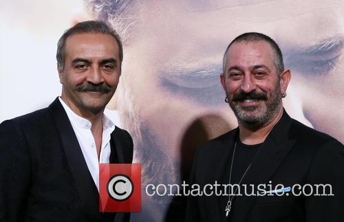 Yilmaz Erdogan and Cem Yilmaz 3