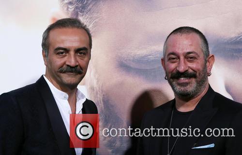 Yilmaz Erdogan and Cem Yilmaz 5