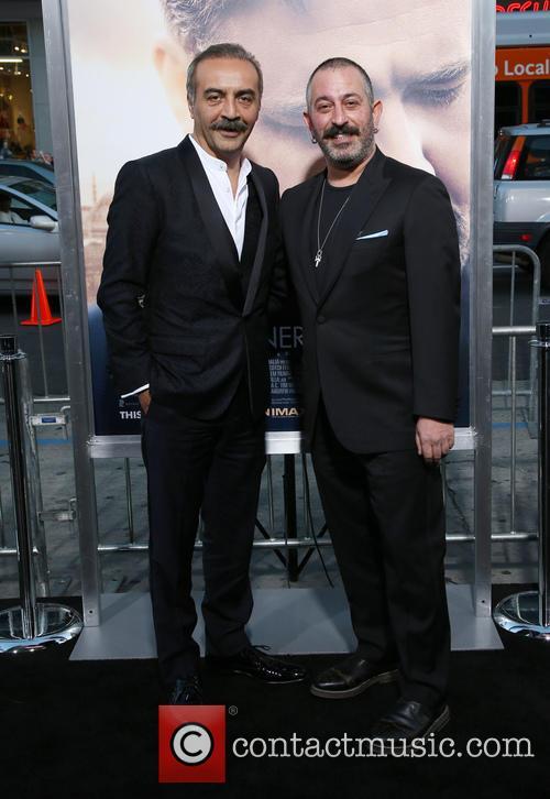 Yilmaz Erdogan and Cem Yilmaz 1