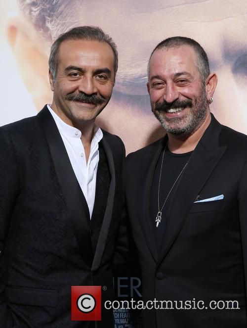 Yilmaz Erdogan and Cem Yilmaz 6