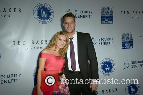 Chrishell Staus and Justin Hartley 3