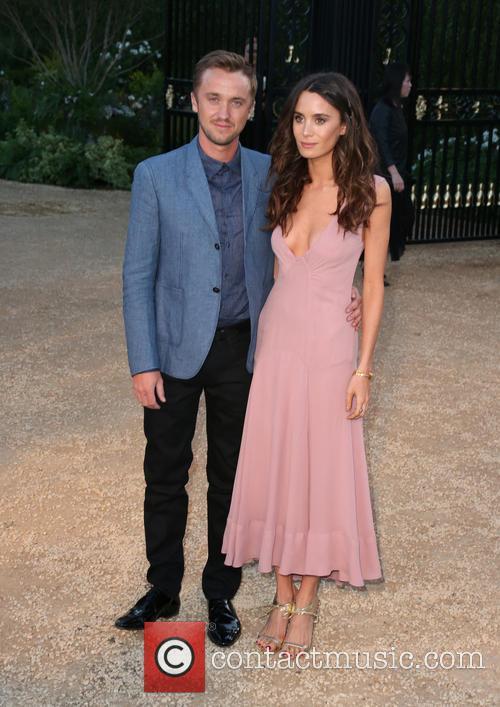 Tom Felton and Jade Olivia 3
