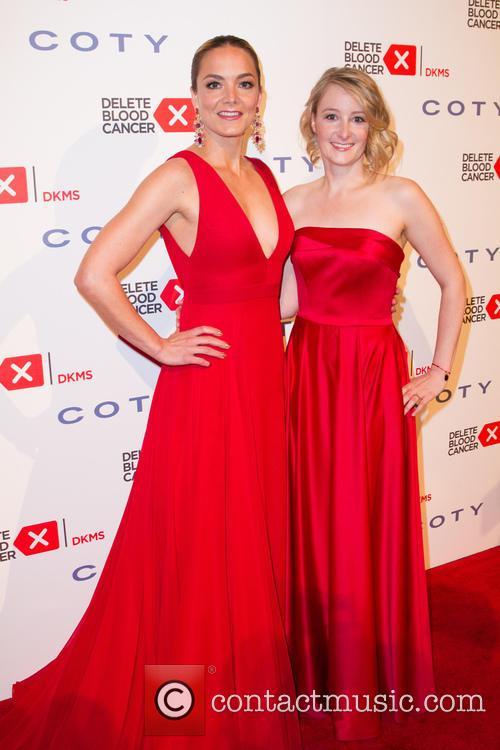 Katharina Harf and Carina Ortel 6