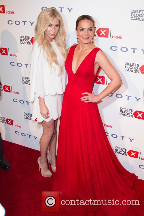 Kesha and Katharina Harf 5