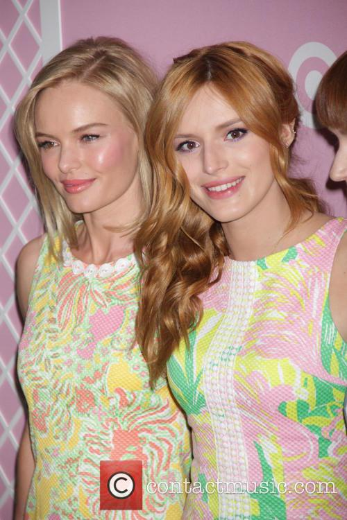 Kate Bosworth and Bella Thorne 2