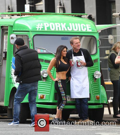 Phil Tufnell and Casey Batchelor 10
