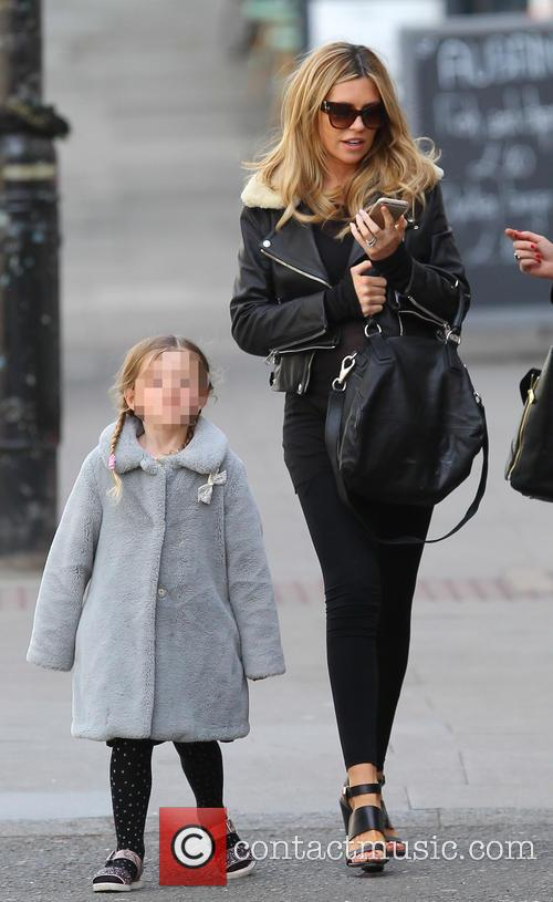 Abbey Clancy and Sophia Ruby 8