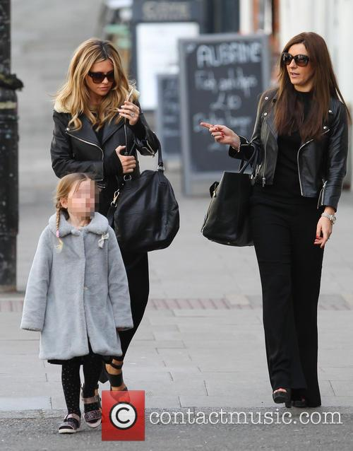 Abbey Clancy and Sophia Ruby 10