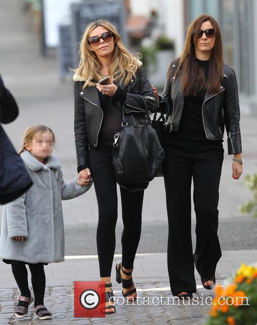 Abbey Clancy and Sophia Ruby 11