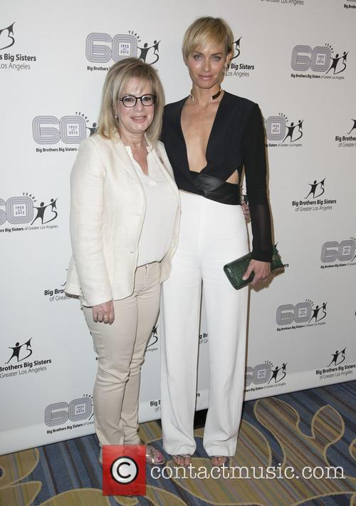 Laura Lizer and Amber Valletta 2