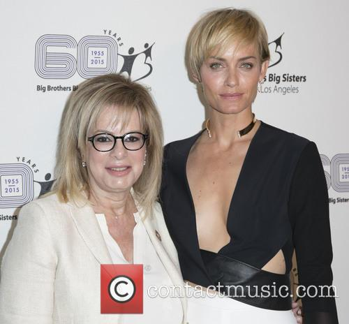 Laura Lizer and Amber Valletta 1
