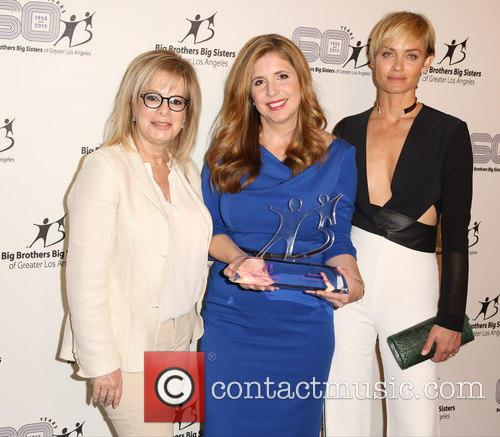 Laura Lizer, Nicole Lorey and Amber Valletta 4