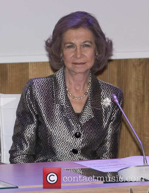 Queen Sofía Of Spain 2