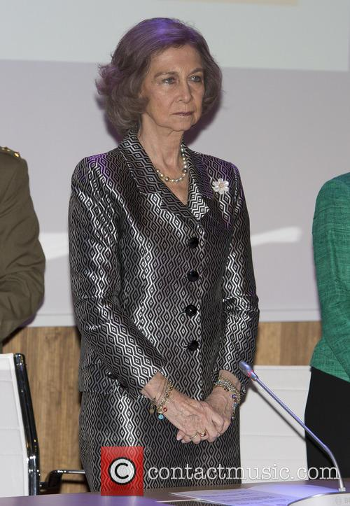 Queen Sofía Of Spain 6