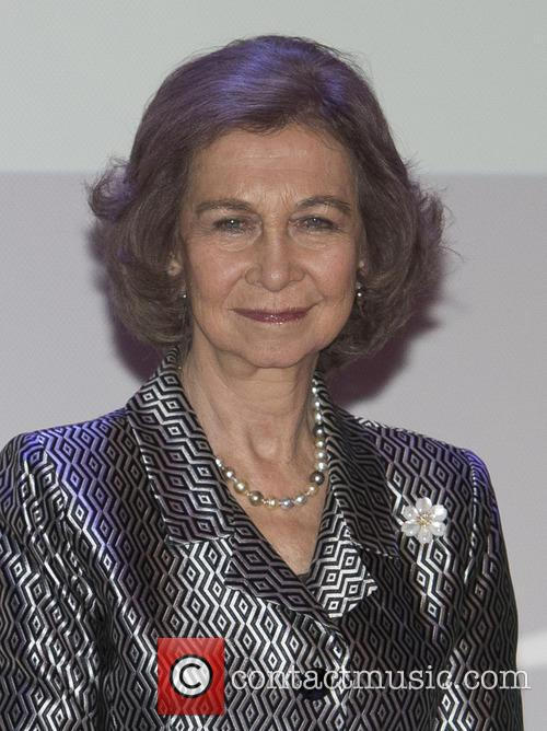 Queen Sofía Of Spain 8