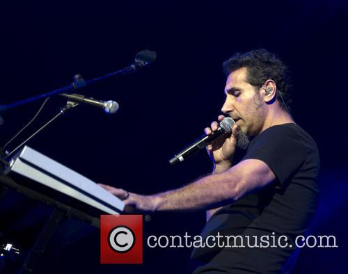 Serj Tankian and System Of A Down 4