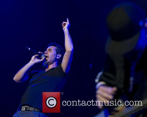 Serj Tankian and System Of A Down 9